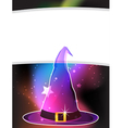 Magic hat vector image vector image