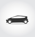 Car Icon vector image vector image