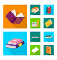 isolated object of and information vector image