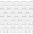 Abstract background with white boxes vector image