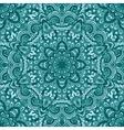 Oriental ornate seamless pattern vector image vector image