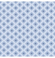 indigo square background in seamless pattern vector image