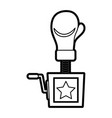 funny or joke item icon image vector image vector image