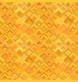 orange geometrical abstract diagonal shape vector image vector image