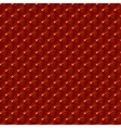 Red Chinese background pattern for new years vector image