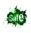 Sale grunge background vector image vector image