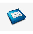 email web icons vector image vector image