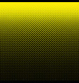 halftone dot pattern background - from circles in vector image vector image