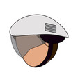 cyclist athlete sport avatar icon image vector image vector image