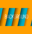 design of a background in diagonal alternating vector image vector image