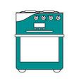 household appliances design vector image