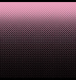 halftone dot pattern background - graphic design vector image vector image