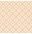 Retro pattern of geometric shapes eps-10 vector image