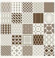 collection abstract seamless compositions best vector image vector image