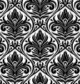 damasc seamless pattern vector image vector image