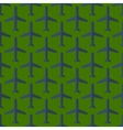 Seamless pattern with flat styled planes vector image vector image