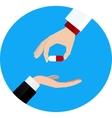 farmacy icon vector image
