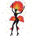 Rio Carnival vector image vector image