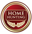 Home Hunting vector image vector image