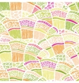 Seamles spring background pattern vector image vector image