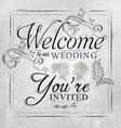 Wedding invitation coal
