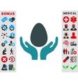 Incubator Icon vector image