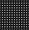 polka dot pattern seamless texture vector image vector image