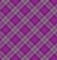 purple fabric pattern vector image vector image