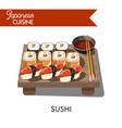 Sishi japanese food seafood sashimi rolls