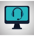 design of call center editable vector image vector image