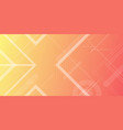 gradient geometric shapes background vector image vector image