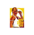 we will rock you vector image vector image