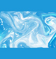 marble abstract background liquid marble pattern vector image