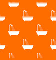 shower pattern seamless vector image vector image