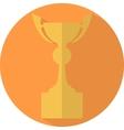 cup award vector image vector image