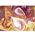 marble texture abstract colorful background eps10 vector image