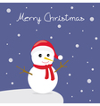 Merry Christmas4 vector image vector image