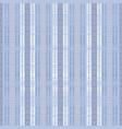 greek striped seamless border pattern vector image vector image