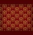 golde seamless texture vector image