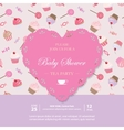 Elegant template with lacy cutout heart vector image vector image