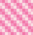 popular pink valentine love color tone checker vector image