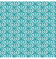 Seamless pattern of abstract leaves background vector image vector image