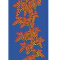 Ivy popart vector image