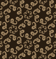 Background abstract pattern vector image vector image