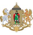 Ryazan oblast vector image vector image