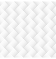 White decorative texture Seamless vector image vector image