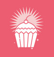 bakery and dessert products vector image vector image