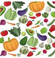vegetables fresh nutrition harvest food vector image