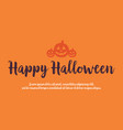 background style for halloween celebration vector image vector image
