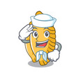 sailor pastel character cartoon style vector image vector image